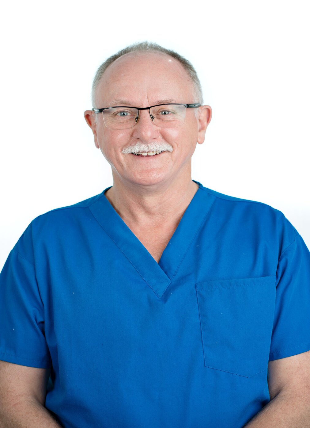 Dr. Geoff Williams profile image.