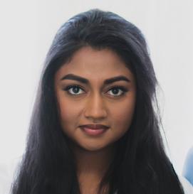 Dr Meera Asokan profile image.